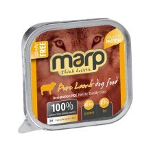 Marp Holistic Dog vanička Pure Lamb 100 g