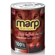 Marp holistic Pure Buffalo Dog Can Food 400 g