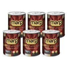 Marp holistic Pure Wilde Boar Dog Can Food 6x 400 g