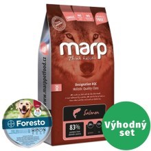 Marp Holistic Salmon ALS Grain Free SET 12 kg + Foresto 70