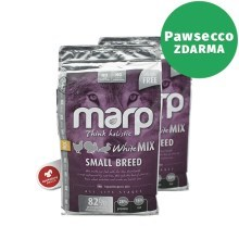 Marp Holistic White Mix Small Breed Duo Pack 2 x 2 kg