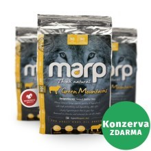 Marp Natural Green Mountains (jehněčí) 12 kg