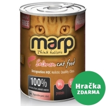 6x Marp Pure Salmon Cat 400 g