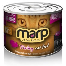 Marp Pure Turkey CAT 6x200g