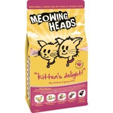Meowing Heads Kitten's Delight 1,5 kg