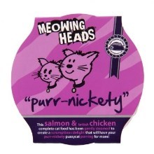 Meowing Heads Purr-Nickety konz. 85 g