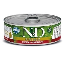 N&D Cat Prime konzerva Kitten Chicken & Pomegranate 80 g