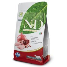 N&D GF Cat Neutered Chicken&Pomegranate 5 kg