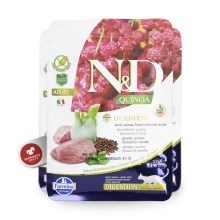 N&D GF Quinoa Cat Digestion Lamb & Fennel 300 g