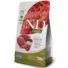 N&D GF Quinoa Cat Urinary Duck & Cranberry 1,5 kg