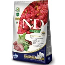 N&D GF Quinoa Dog Digestion Lamb & Fennel 800 g