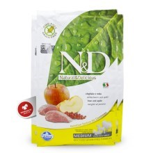 N&D Grain Free Dog Adult Boar & Apple 2,5 kg