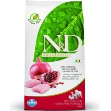 N&D Grain Free Dog Adult Chicken&Pomegranate 12 kg