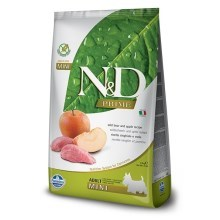 N&D Grain Free DOG Adult Mini Boar & Apple 7 kg
