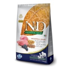 N&D Low Grain Dog Adult M/L Lamb & Blueberry 12 kg