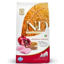 N&D Low Grain dog Puppy Starter Chicken & Pomegr 800 g