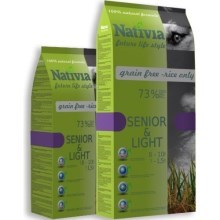 Nativia Senior & Light 3 kg