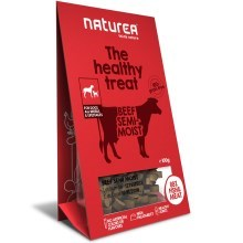 Naturea The Healthy Treat Dog hovězí 100 g