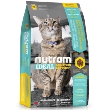 Nutram I12 Ideal Weight Control Cat 6,8 kg
