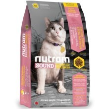 Nutram (s5) Sound Adult Cat 1,80 kg