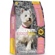 Nutram S7 Sound Small Breed Adult Dog 2,72 kg