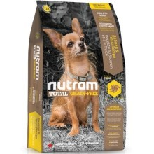 Nutram (t28) Total Grain Free Small Breed Salmon Trout Dog 6,80 kg