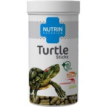 Nutrin Aquarium Turtle Sticks 70 g