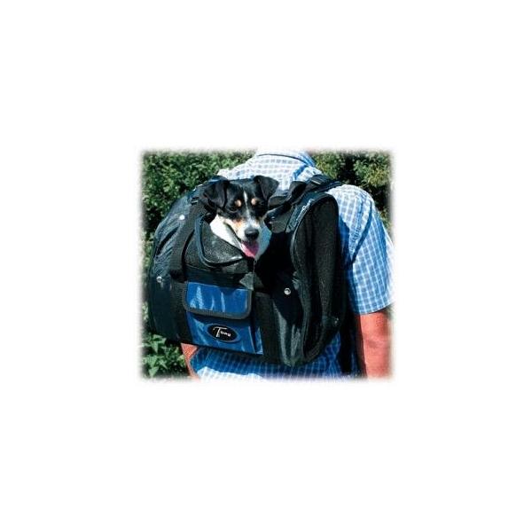 a1573022dd Nylonový batoh na psa Trixie Tbag (max. do 8 kg)