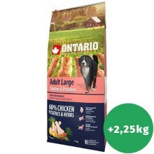 Ontario Adult Large Chicken & Potatoes 12 kg