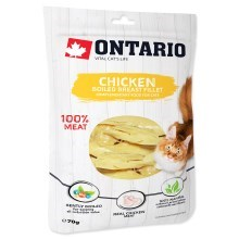 Ontario Cat Boiled Chicken Breast Fillet 70 g