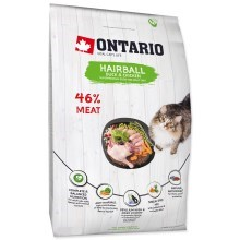 Ontario Cat Hairball 400 g