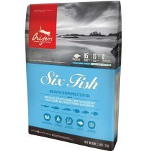 Orijen Cat Six Fish 5,4 kg
