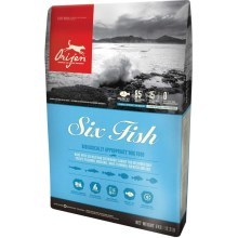 Orijen Dog Six Fish 11,4 kg
