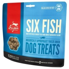 Orijen Dog Treats Six Fish 42,5 g