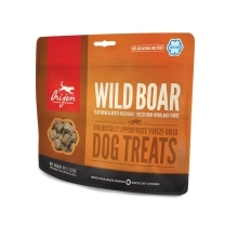 2x Orijen Dog Treats Wild Boar 92 g