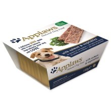 Paštika Applaws Dog Pate with Salmon & vegetables 150 g