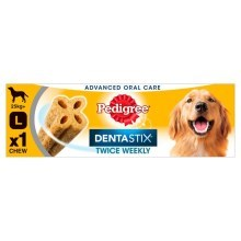 Pedigree Denta Stix Twice Weekly Maxi 120 g