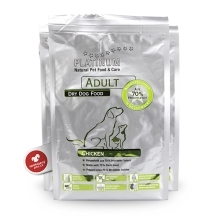 3x Platinum Natural Adult Chicken 5 kg