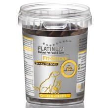 Platinum Natural Fit Sticks Chicken & Rabbit 300 g