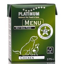 Platinum Natural Menu Kuře 375 g
