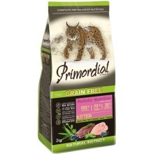 Primordial Kitten Duck & Turkey 2 kg