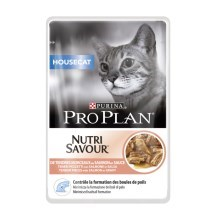 Pro Plan Cat Housecat Salmon kapsička 85 g