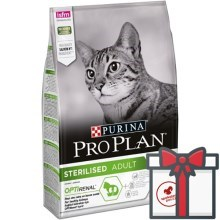 Pro Plan Cat Sterilised Cod & Trout 3 kg
