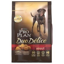 Pro Plan Duo Délice Adult Beef 2,5 kg