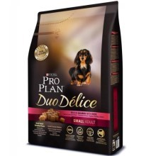 Pro Plan Duo Délice Small & Mini Adult losos 700 g