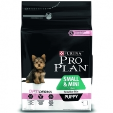 Pro Plan Small & Mini Puppy OptiDerma 3 kg