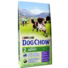 Purina Dog Chow Adult jehněčí 14 kg
