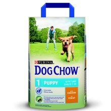 Purina Dog Chow Puppy Chicken 2,5 kg