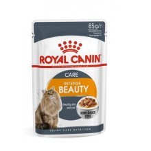 Royal Canin kapsička Intense Beauty Gravy 12 x 85 g