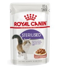 Royal Canin kapsička Sterilised Gravy 12 x 85 g